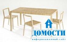 Сверхпрочная дубовая мебель