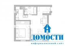 Удобный дизайн квартиры для мужчины