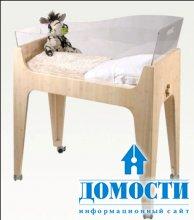 Детище педиатров и дизайнеров мебели