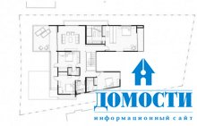 Архитектурный шедевр на базе старого дома