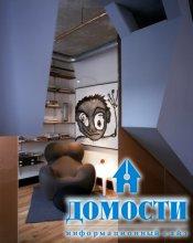 Характер владельца в дизайне квартиры