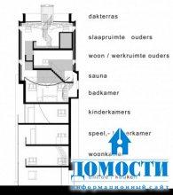 Дом из водонапорной башни