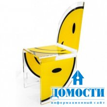 Улыбающаяся мебель