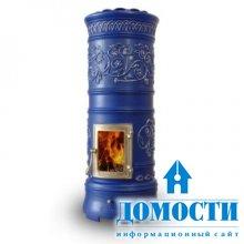 Теплый декор традиционного интерьера