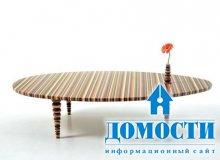 Жизнерадостная мебель со множеством функций