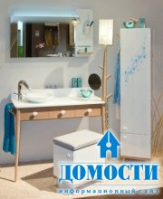 Концепт: экологичная ванная комната