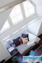 Квартира с 12-метровыми потолками