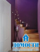 Интерьерный фиолетовый фьюжн