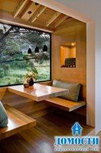 Романтичный кухонный уголок