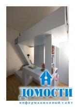 Многофункциональный монолит в детской комнате