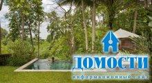 Необычный отель в тропиках