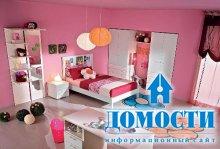 Тематика и цвет детских комнат.
