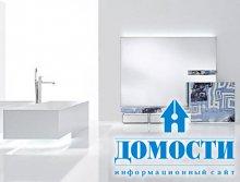 Городское и деревенское начало в ванной