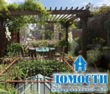 Советы по озеленению балкона и крыши
