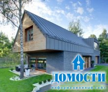 Достаточный дом для молодой семьи