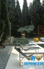 Двор, украшающий старую мельницу