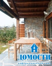 Традиционный дом с современной начинкой