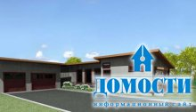 Архитектура одноэтажных домов