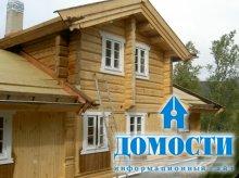 Особенности домов из клееного бруса