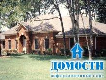 Архитектурные особенности кирпичных домов