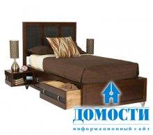 Основные принципы дизайна небольших спален