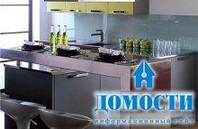 Оптимальное использование места в маленькой кухне