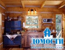 Деревянный дом семейной постройки