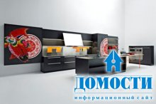 Эргономичные кухонные модули