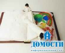 Детская кровать-книга