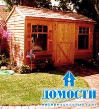 Домики для сада