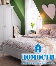 Спальня как в каталоге
