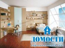 Комнаты для маленьких мужчин