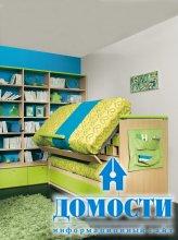Итальянские комнаты для мальчиков