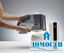 Увлажнить и очистить воздух в доме