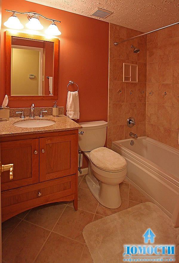 фото ванных в панельных