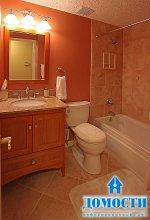 Интерьер ванных в панельном доме