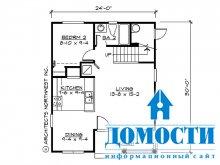 Недорогие дома - проектирование