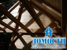 Древние корни каркасных домов