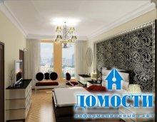 Современная гостиная может быть уютной