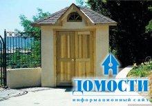 Сборные домики для хозяйственных нужд