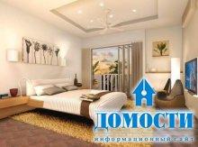 Цвета и мебель маленьких спален