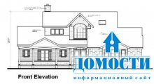 Поэтажная планировка современных домов