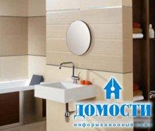 Плитка – неотъемлемая часть ванных