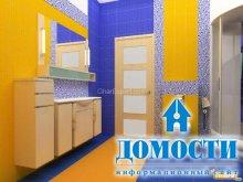 Декор ванных – маленьких и больших