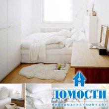 Роскошь маленьких спален