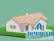 Дом с приятными пропорциями