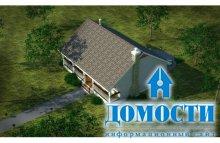 Дома прямоугольной формы