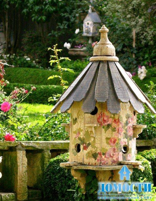 Цветочные арки в саду фото
