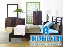 Спальни в восточном стиле