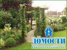 Гармония сада и дома